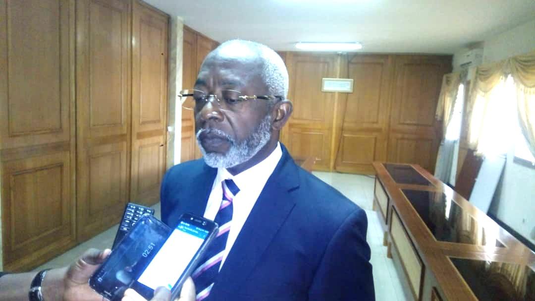 Gabon: me Lubin NTOUTOUME initie une formation au pourvoi en cassation, pour les membres du barreau