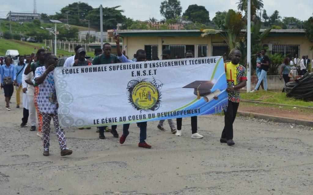 GABON: LANCEMENT OFFICIEL DES JEUX UNIVERSITAIRES 2019 PAR LE MINISTRE JEAN DE DIEU MOUKAGNI IWANGOU