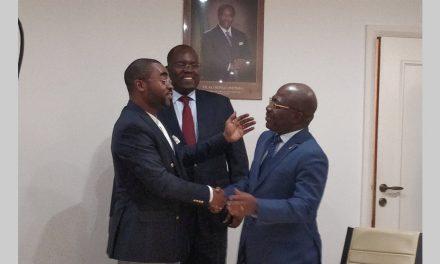 Passation des charges au ministère de la Communication: Rigobert Ikamboya Ndeka dans ses fonctions