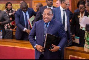 Gabon: [Communiqué de presse] plusieurs ministres auditionnés à l'Assemblée nationale