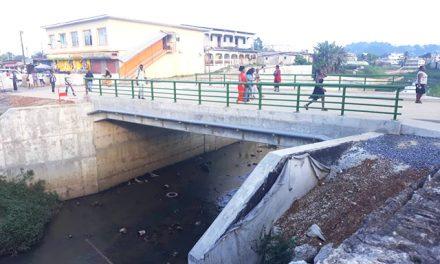 Gabon : ouverture du pont de la Nouvelle cité-Cité Rose ce mercredi 27 juin 2019