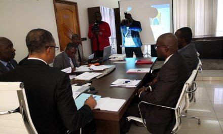 Gabon : Franck Nguéma devise avec les fédérations de Kickboxing et de natation