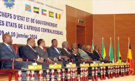 Le Gabon représenté à la réunion extraordinaire extraordinaire des ministres de la (CEEAC).
