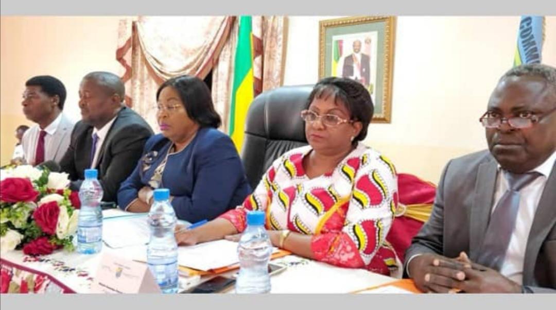 Port-gentil : le budget de l'hôtel de ville exercice 2019 arrêté à 18. 908. 896 711 de francs CFA pour 2019