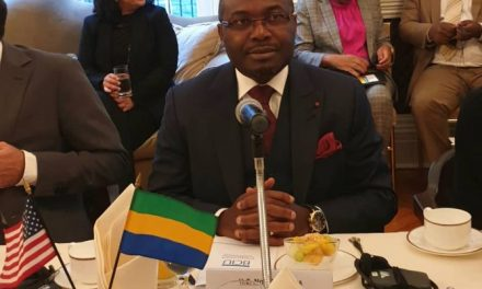 Gabon:  Noël Mboumba au forum du Business Council for International Understanding (BCIU)