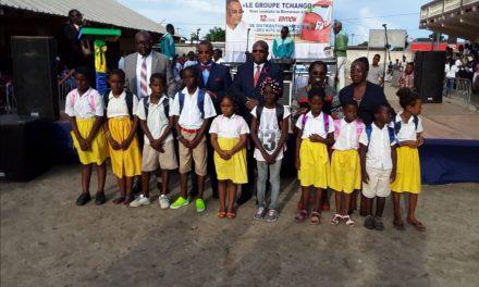 Port:gentil :remise des Kits Scolaires à Saint-André, tradition respectée