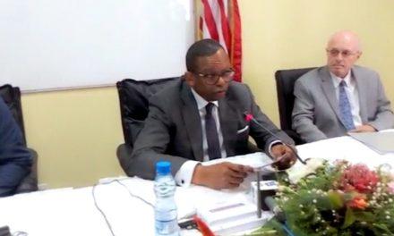 Les magistrats à l'école de la lutte contre la traite des personnes au Gabon