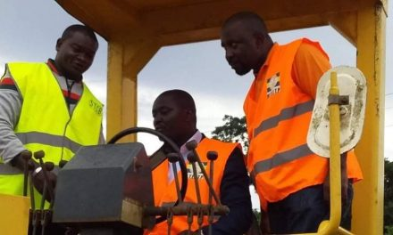 Communiqué de presse : L'axe ALANGA – ABOUMI en chantier !