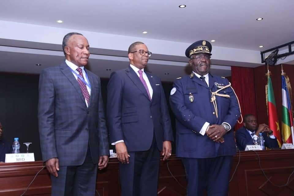Le Gabon accueille la 20 ème session ordinaire des chefs de police d'Afrique Centrale