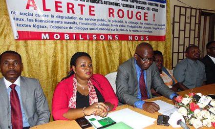 Gabon:plusieurs centrales syndicales écriventà JulienNkogheBEKALE
