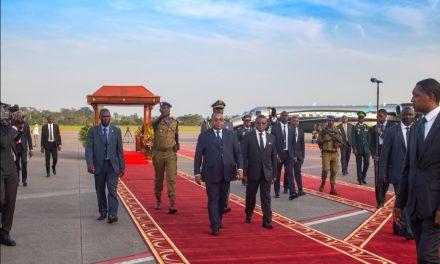 Cemac: Julien Nkoghe Bekale au sommet  Sommet extraordinaire des Chefs d'État et des gouvernements