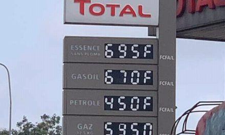 Gabon: Nouvelle augmentation du prix du gasoil et de l'essence