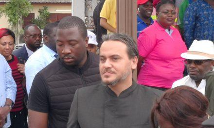 Gabon: Brice Laccruche Alihanga aux mains de la DGR