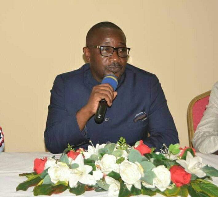 PDG: Albert Richard ROYEMBO sensibilise les militants du G8