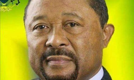 Gabon: Jean PING va recevoir la présentation des vœux