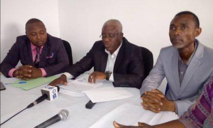 Gabon: les confédérations syndicales des travailleurs du Gabon  confirment une grève nationale d'avertissement du 23 au 27 janvier 2020