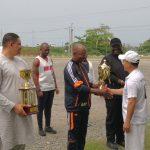 Ouverture de la saison sportive:«Le taekwondo donne des outils de lutte contre le grand banditisme», AnicetIbouanga