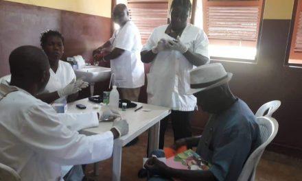 Moabi:la plateforme pour le développement de laDouignya organisé une caravanemédicale