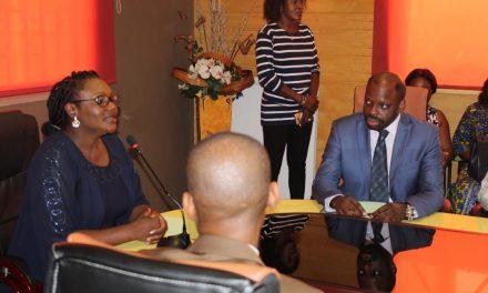 Gabon: Passation de charges entre la direction générale du budget et des finances publiques (DGBFIP) et la direction générale des marchés publics (DGMP)