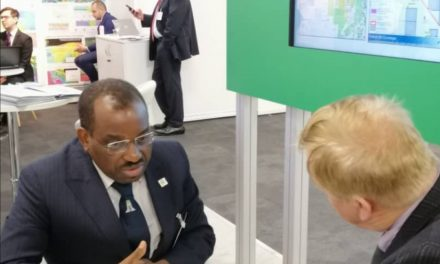 APPEX 2020: Vincent de Paul Massassa présente les opportunités d'affaires aux investisseurs du secteur pétrolier