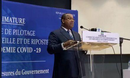 Urgence: Le Gabon déclare l'Etat d'urgence sanitaire et le confinement de Libreville