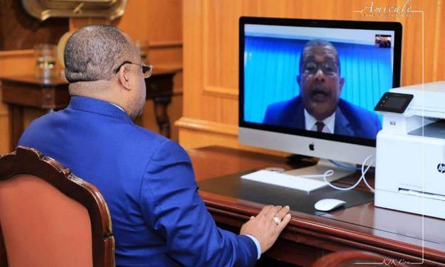 Gabon: la Comilog veut accompagner le gouvernement dans sa lutte contre le Coronavirus