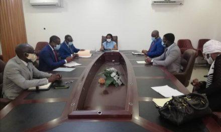 Reprise des activités dans les jurictions : le ministre de la justice échange avec le syndicat des Greffiers