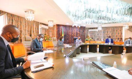 Communiqué : discussions autour de la reprise des activités commerciales et touristiques