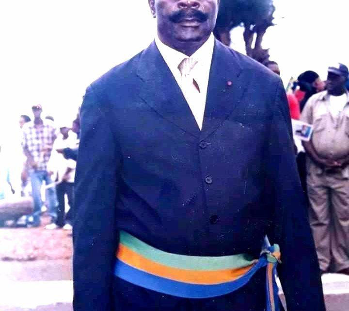Gabon: le premier maire de Ntoum a tiré sa révérence