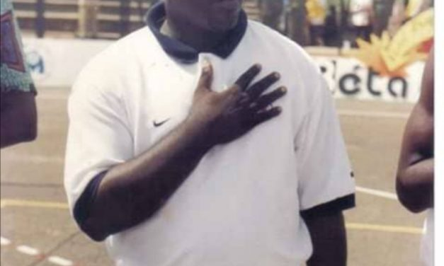 Gabon: l'ancien Coach de l'équipe nationale de basket-ball, Harrys ARIMBI NKOLO n'est plus