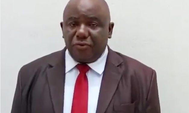 Gabon: intégralité de la déclaration de DU sur la tentative de corruption dessyndicats des eaux et forêts par Lee White