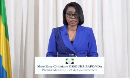 Gabon: «Il n'existe pas des détenus politiques, il existe des prisonniers de droit commun», Rose Christiane Ossouka