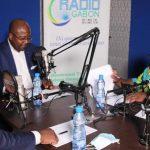 Gabon: Alain Claude Billie By Nze annonce la construction de 3 nouveaux barrages  hydroélectriques