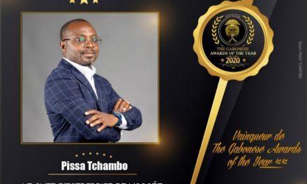 Gabon: Pissa Tchambo meilleur manager de l'année