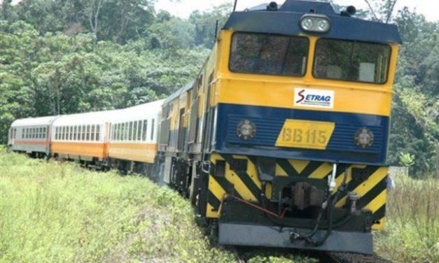 Gabon: les trains circulent sans aucun problème, malgré un incident