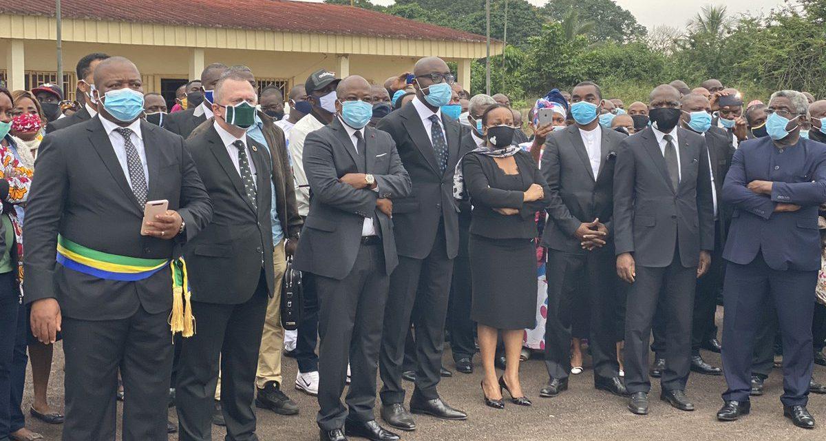 Mekambo: Mickael Moussa Adamou apaise la colère des populations