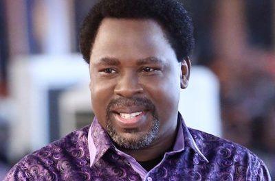 Mort du prophète Nigérian TB Joshua