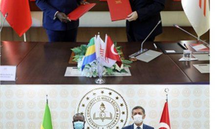 COOPÉRATION TURQUIE-GABON  Un Partenariat stratégique de l'Education et la Formation scellé à Ankara
