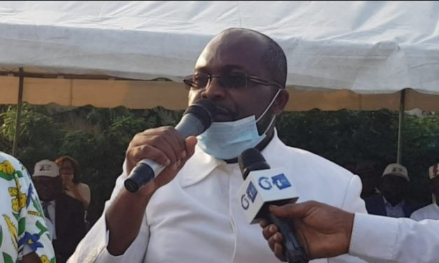 «la Nyanga est devenue la première province de l'opposition au Gabon. Ce à quoi je tiens à mettre fin», Noël Mboumba