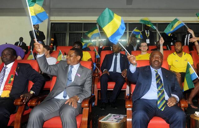 Professionnalisation du football: Ali Bongo en soutien pendant 3 ans de