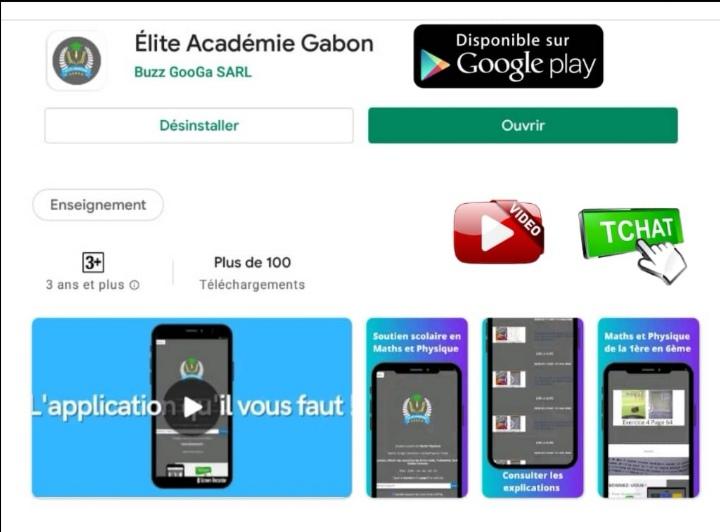 Gabon: Élite Académie recrute des profs de maths