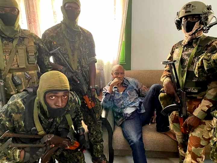 Guinée Conakry: Coup d'Etat en cours