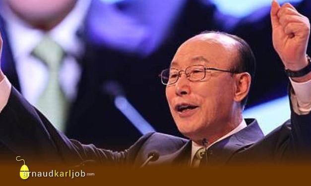 David Yonggi Cho, le pasteur de la plus grande église au monde a tiré sa révérence