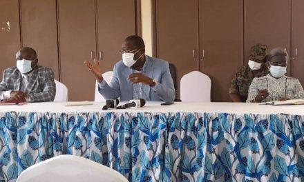 Tournée du ministre de l'éducation nationale : MOUGUIAMA-DAOUDA SONNE LA FIN DES COMPORTEMENTS POLITIQUES À L'ÉCOLE